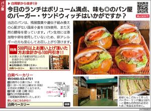 「ぱど6月9日号」に広告掲載